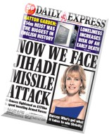 Daily Express - 24 November 2015