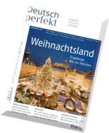 Deutsch Perfekt - Dezember 2015