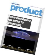 Electronic Specifier Product - November 2015