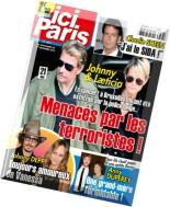 Ici Paris - 25 Novembre au 1 Decembre 2015
