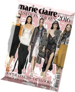 Marie Claire Fashion Shows - Printemps-Ete 2016