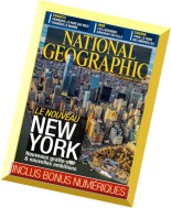 National Geographic France - Decembre 2015
