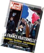 Paris Match - 26 Novembre au 2 Decembre 2015