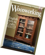 Popular Woodworking - December 2015 - January 2016
