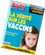 Sciences et Avenir - Decembre 2015