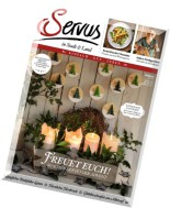 Servus - (Einfach - Gut - Leben) Magazin Dezember 2015