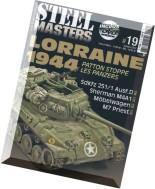Steel Masters - Thematique N 19, Lorraine 1944