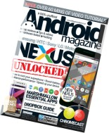 Android Magazine - Issue 58, 2015