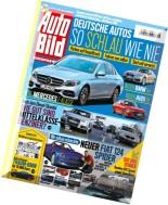 Auto Bild German - Nr.48, 27 November 2015