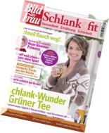 Bild der Frau Schlank & fit - Dezember-Januar 2016
