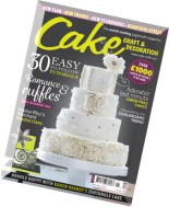 Cake Craft and Decoration - January 2016