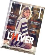 Elle France - 27 Novembre 2015
