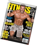 Fitness Rx for Men - January 2016
