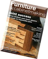 Furniture & Cabinetmaking - Winter 2015