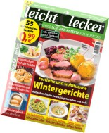 Leicht & Lecker - Dezember-Januar 2016