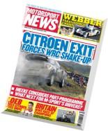 Motorsport News - 25 November 2015
