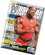 Muscular Development - January 2016