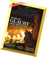 National Geographic Gemany - Dezember 2015