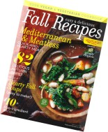 Vegetarian Times - Easy & Delicious Fall Recipes 2015