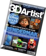 3D Artist - Issue 88, 2015