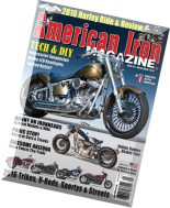 American Iron - Issue 331, 2015
