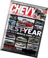 Chevy High Performance - February 2016