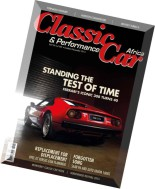 Classic & Performance Car Africa - October-November 2015