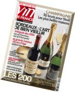 La Revue du Vin de France - Decembre-Janvier 2016