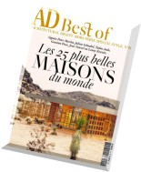 AD Best of Architectural Digest France - Hors Serie N 1 - Special Style 2013