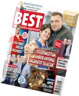 Best Magazin Hungary - 20 November 2015
