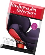 Business Jet Interiors International - January 2016