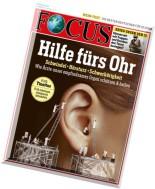 Focus Nachrichtenmagazin - N 49, 28 November 2015