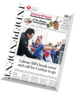 The Independent - 28 November 2015