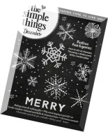 The Simple Things - December 2015
