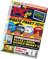PC Go Magazin - Januar 2016