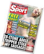 Sunday Sport - 29 November 2015