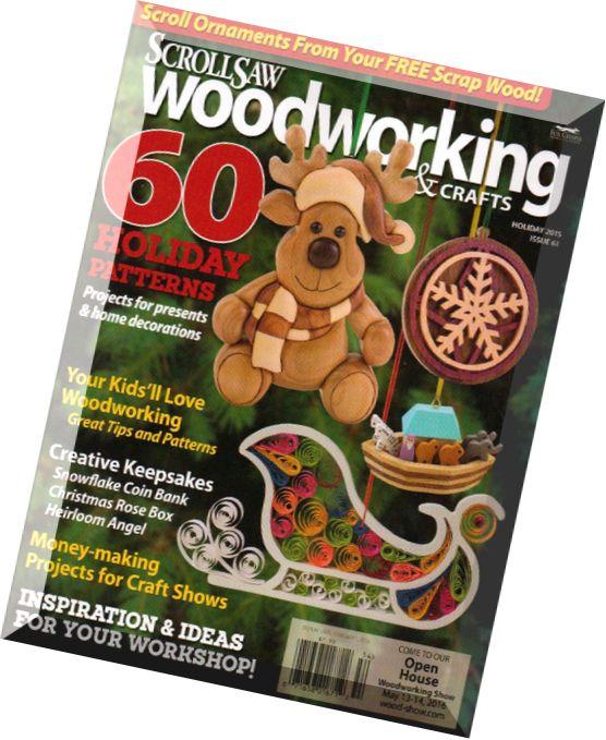 scroll saw woodworking & crafts magazine pdf
