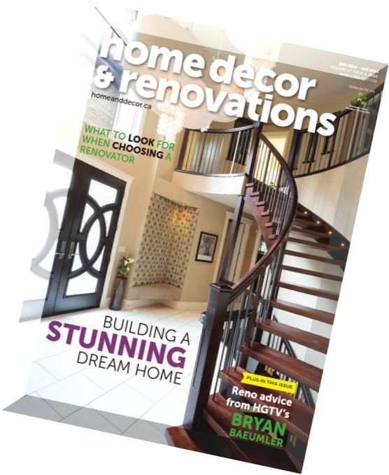 Download manitoba home decor renovations december for Home decorations for january