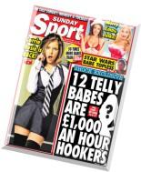 Sunday Sport - 20 December 2015
