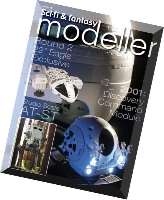 Sci-fi & Fantasy Modeller Pdf