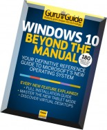 Windows 10 Beyond the Manual 2016