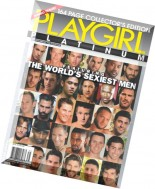 Playgirl Magazine - Holiday 2015