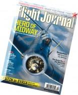 Flight Journal - April 2016