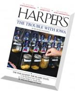 Harper's Magazine - February 2016