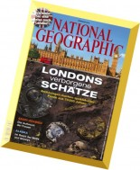 National Geographic Germany - Februar 2016