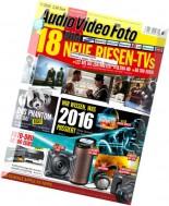 Audio Video Foto Bild - Marz 2016