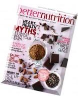 Better Nutrition - February 2016