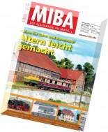 MIBA - Februar 2016