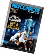 Midi Olympique Magazine - Fevrier 2016