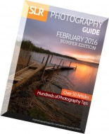 SLR Photography Guide - February 2016